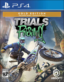 PlayStation 4 - Trials Rising Gold Edition