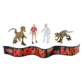 Jurassic World - Coffret Évasion D'Isla Nublar - Notre exclusivité
