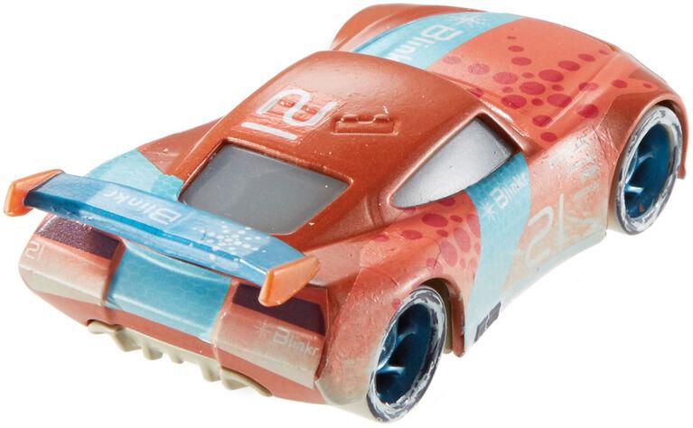 "Disney/Pixar Cars Fireball Beach Racers Ryan ""inside"" Laney Vehicle"