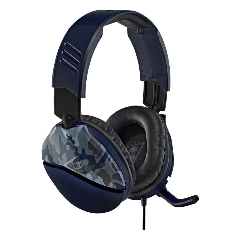 Earforce 70P Headset Blue Camod PS4/XBOX