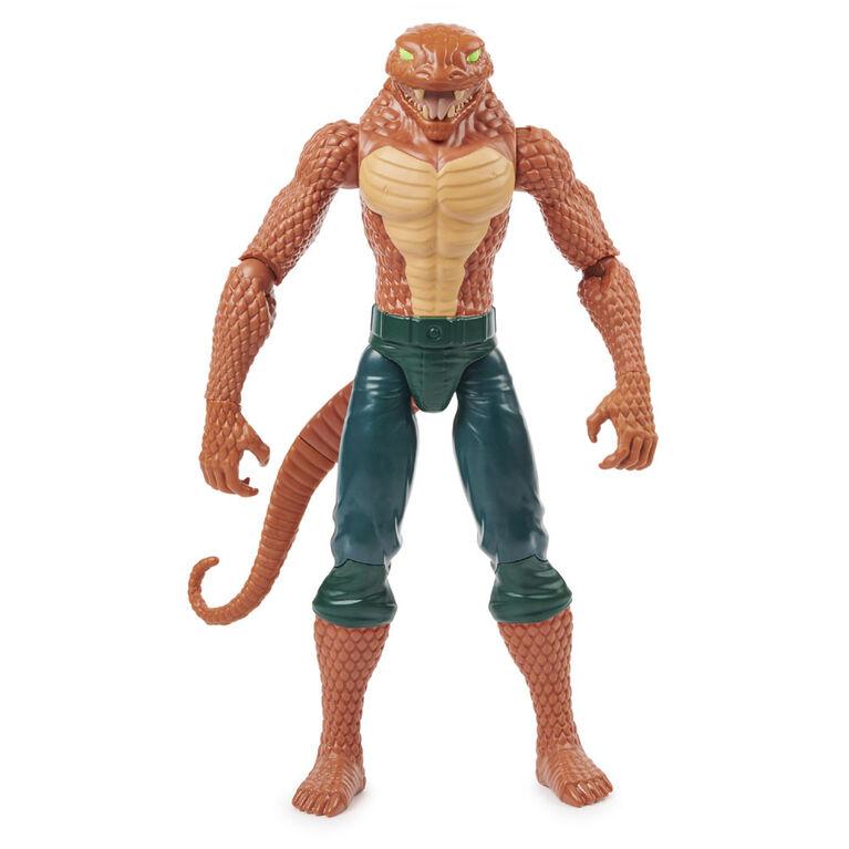 BATMAN, Figurine articulée COPPERHEAD de 30 cm