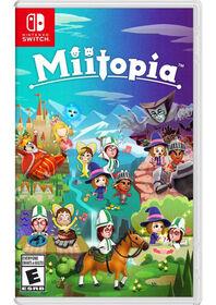 Nintendo Switch - Miitopia