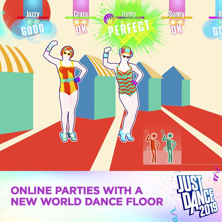 Nintendo Switch - Just Dance 2019