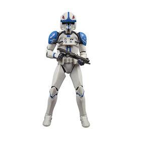 PRÉ-COMMANDE POUR EXPÉDITION LE 14 JUIN, 2021 - Star Wars The Black Series, figurine Clone Pilot Hawk 50e anniversaire Lucasfilm, Star Wars : The Clone Wars - Notre exclusivité