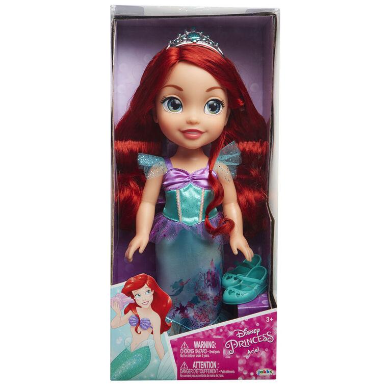 Disney Princess Explore Your World Doll Large Toddler, Ariel