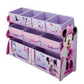 Disney Minnie Mouse - Deluxe Multi Bin Organizer