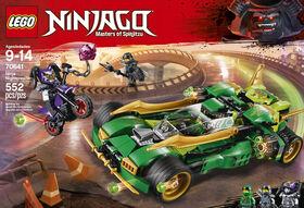 LEGO Ninjago Le bolide de Lloyd 70641
