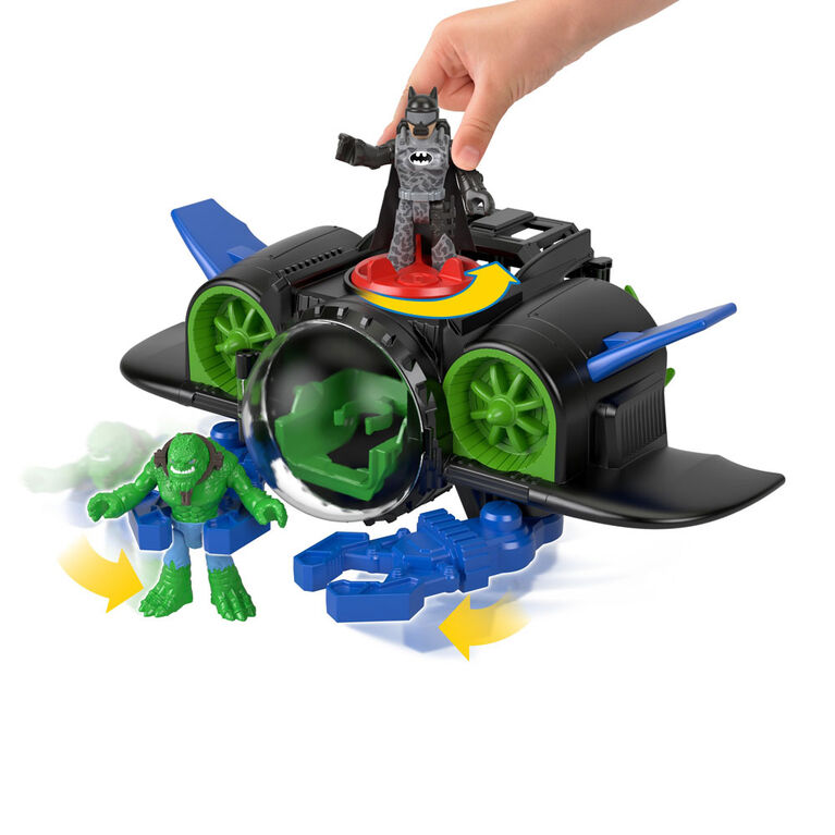 Fisher-Price Imaginext DC Super Friends Batsub