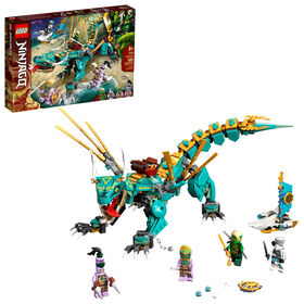 LEGO Ninjago Le dragon de la jungle 71746