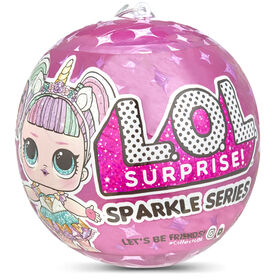 L.O.L. Surprise! Sparkle Series with Glitter Finish