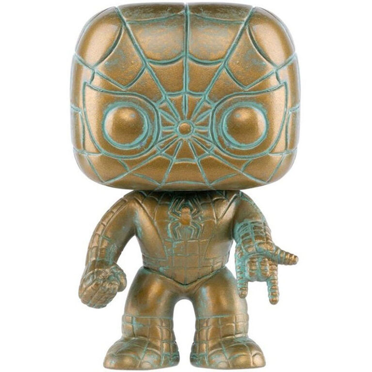 Funko POP! Movies: Marvel 80th - Spiderman - R Exclusive