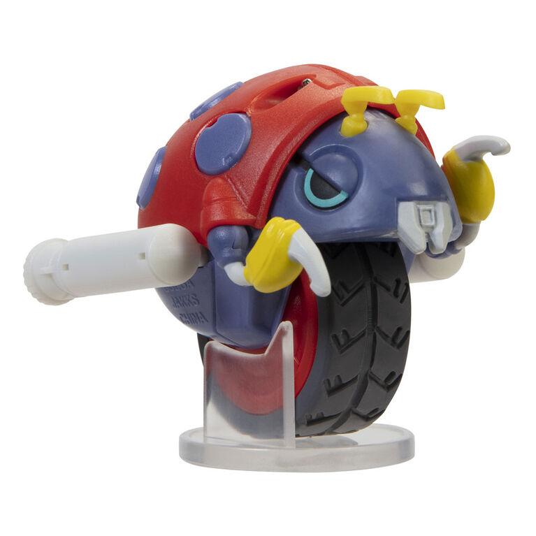 "Sonic 2.5"" Basic Figures with Accy - Wave 3 -  Moto Bug"