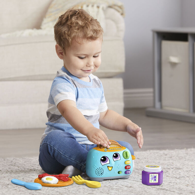 LeapFrog Yum-2-3 Toaster - Édition anglaise