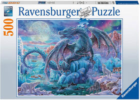 Ravensburger - Mystical Dragons Puzzle 500pc