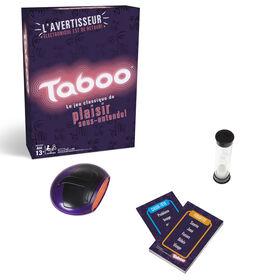 Hasbro Gaming - Taboo Game - French Edition - styles may vary