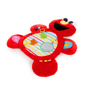 Tummy-Time Elmo Prop Mat