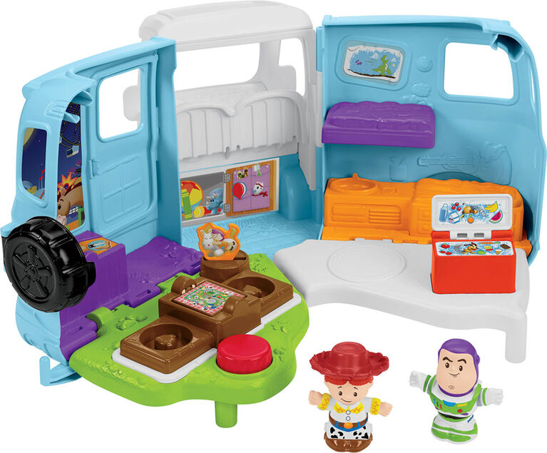 Little People - Histoire de jouets - Tout-terrain