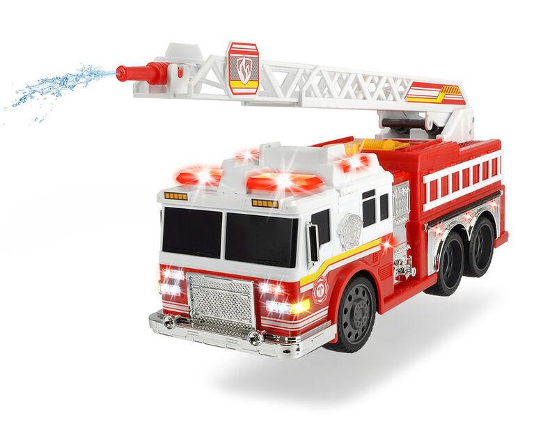 Hero Patrol Fire Commander - Notre exclusivité - Les couleurs et les motifs peuvent varier
