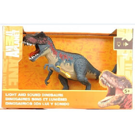Animal Planet - Light and Sound Dinosaur - Styracosaurus - R Exclusive