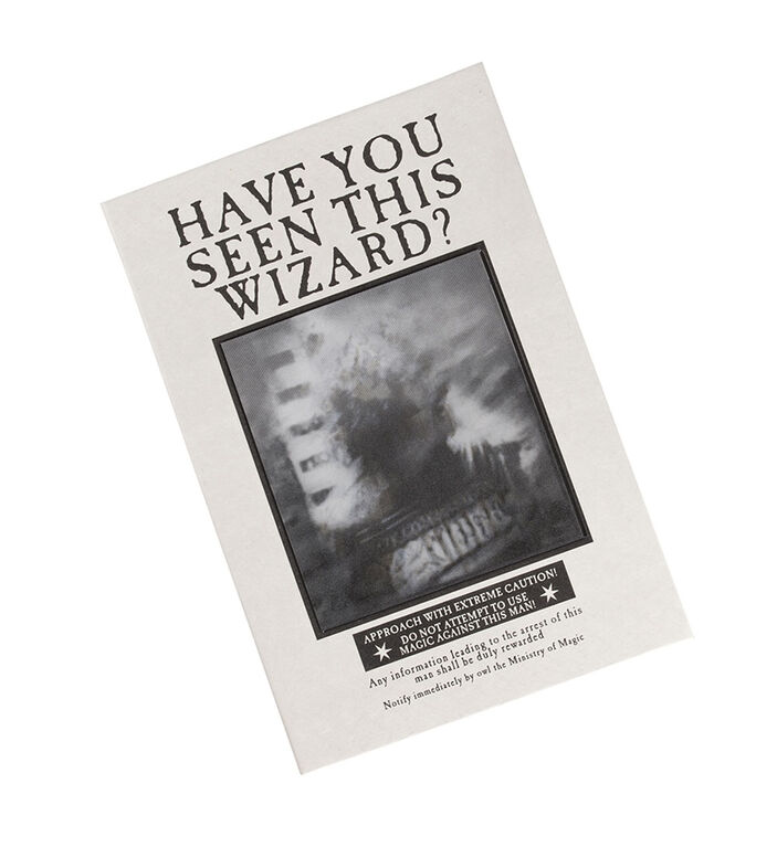 Harry Potter Lenticular Notebook - The Daily Prophet