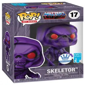 Funko POP! Animation: Masters of the Universe - Skeletor - R Exclusive
