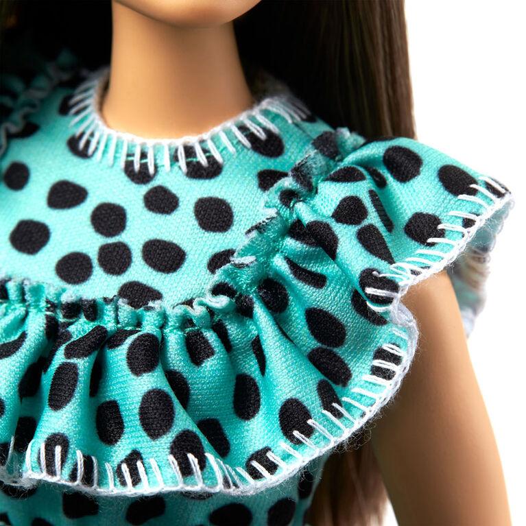 Barbie Fashionistas Doll #149 - Polka-Dot Dress