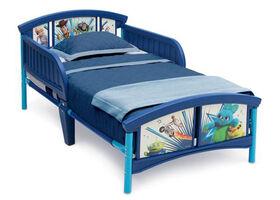 Disney/Pixar Toy Story 4 Plastic Toddler Bed