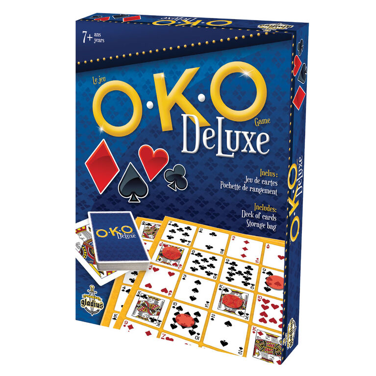 Jeu O-K-O Deluxe