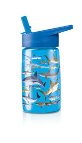 Crocodile Creek Sharks Water Bottle
