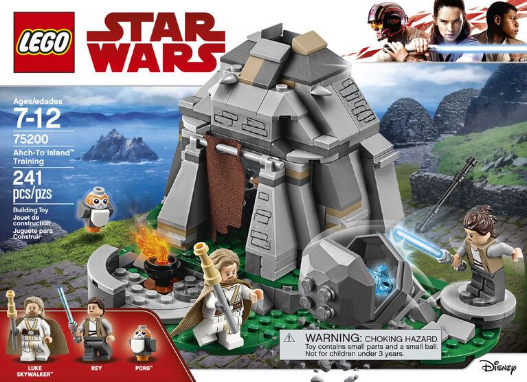 LEGO Star Wars  Ahch-To Island™ Training 75200