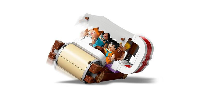 LEGO Ideas Les Pierrafeu 21316