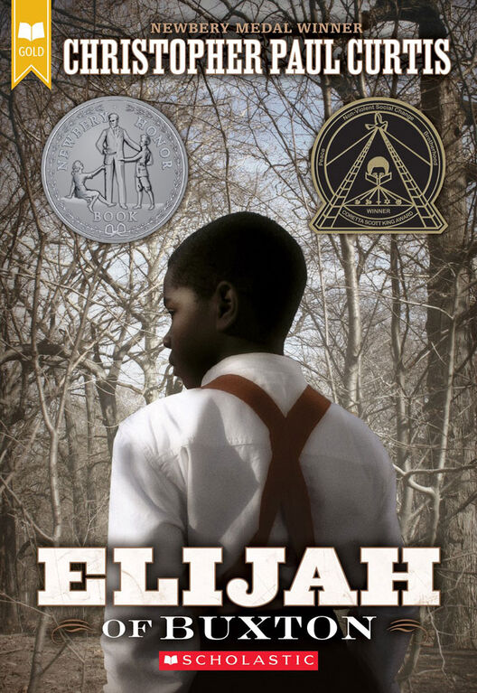 Scholastic - Elijah of Buxton - Édition anglaise