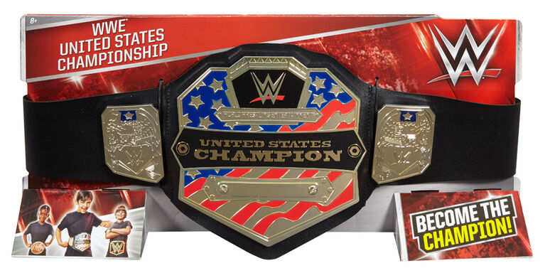 WWE United States Championship Title - English Edition