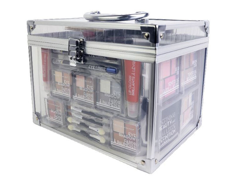 The Color Workshop -  Colour Delights Train Case