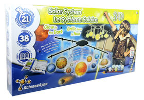 Science4You - Solar System Glow In The Dark