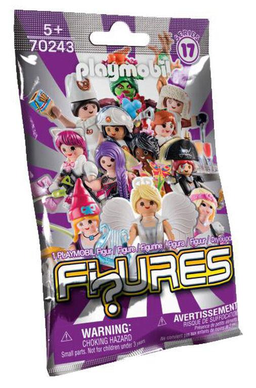 Playmobil Mystery Figures Series 17 Girls 70243