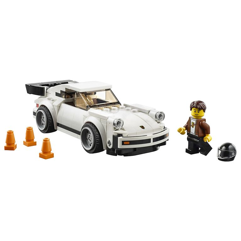 LEGO Speed Champions 1974 Porsche 911 Turbo 30 75895
