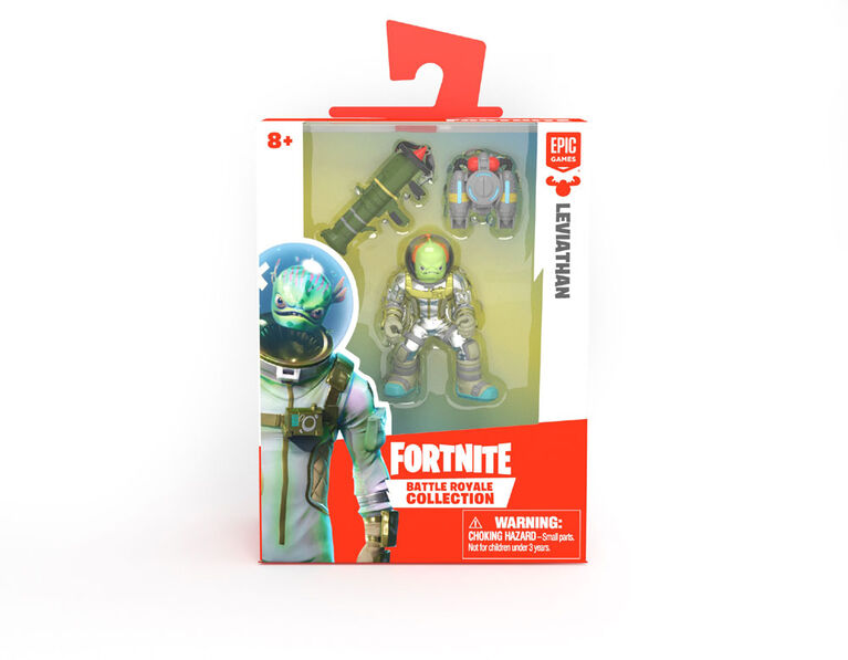 Fortnite Battle Royale Collection: Solo Pack - Leviathan