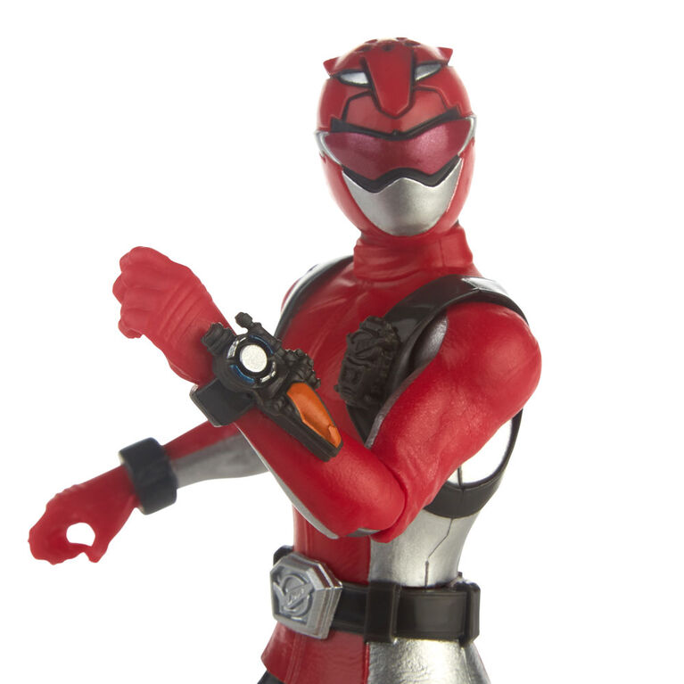 Power Rangers Beast Morphers Red Ranger 6-inch Action Figure