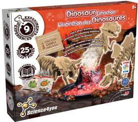 Science4You - L'Extinction des Dinosaures
