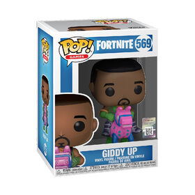Figurine en Vinyle Giddy Up Par Funko POP! Fortnite