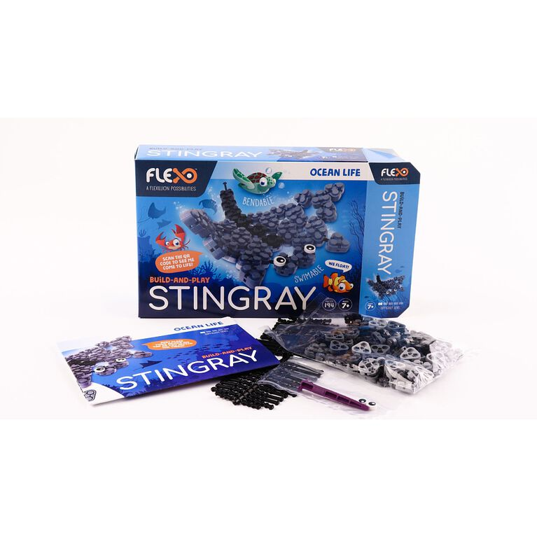 Flexo: Ocean Life - Stingray