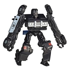 Transformers: Bumblebee -- Energon Igniters Speed Series Barricade