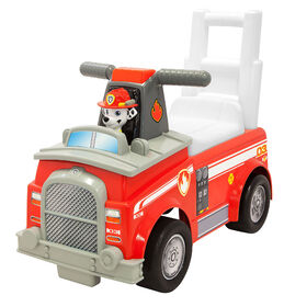 PAW Patrol - Fire Truck Ride-On Marshall