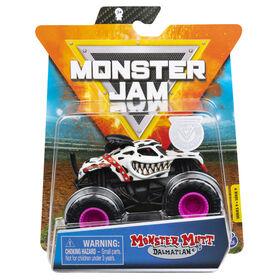 Monster Jam, Official Monster Mutt Dalmatian Monster Truck, Die-Cast Vehicle, Danger Divas Series, 1:64 Scale