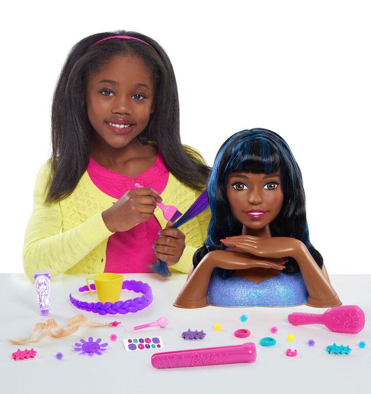 Barbie Deluxe Styling Head