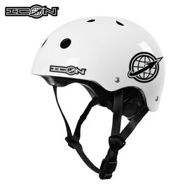 Icon Multi-Sport Helmet-Small/Medium White
