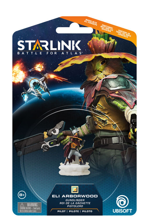 Starlink: Battle for Atlas - Eli Arborwood Pilot Pack