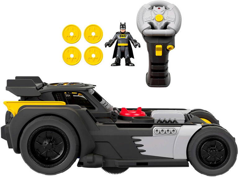 Fisher-Price Imaginext DC Super Friends Transforming Batmobile R/C