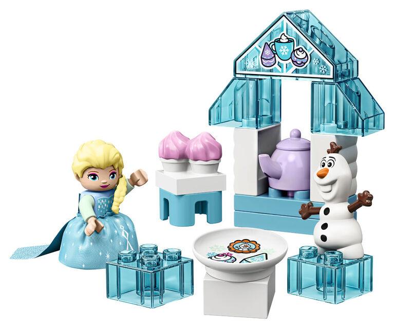 LEGO DUPLO Princess TM Le goûter d'Elsa et Olaf 10920